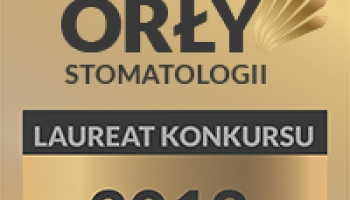 DENTAL CENTER Z3 LAUREATEM ORŁY STOMATOLOGII 2018